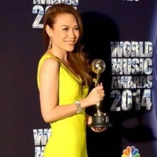 Mỹ Tâm - World Music Awards