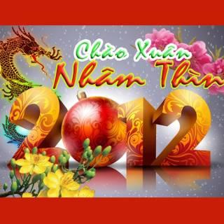 Chào xuân Nhâm Thìn 2012