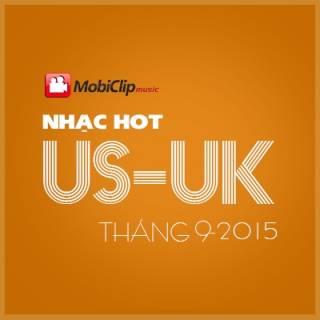 Nhạc Hot US-UK Tháng 09/2015