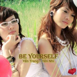Be yourself CD1