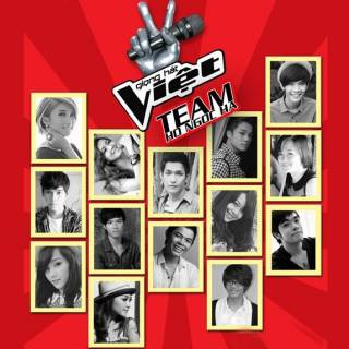 The Best Songs Of Team Hồ Ngọc Hà
