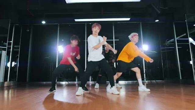 Hey Girl (Dance Practice)