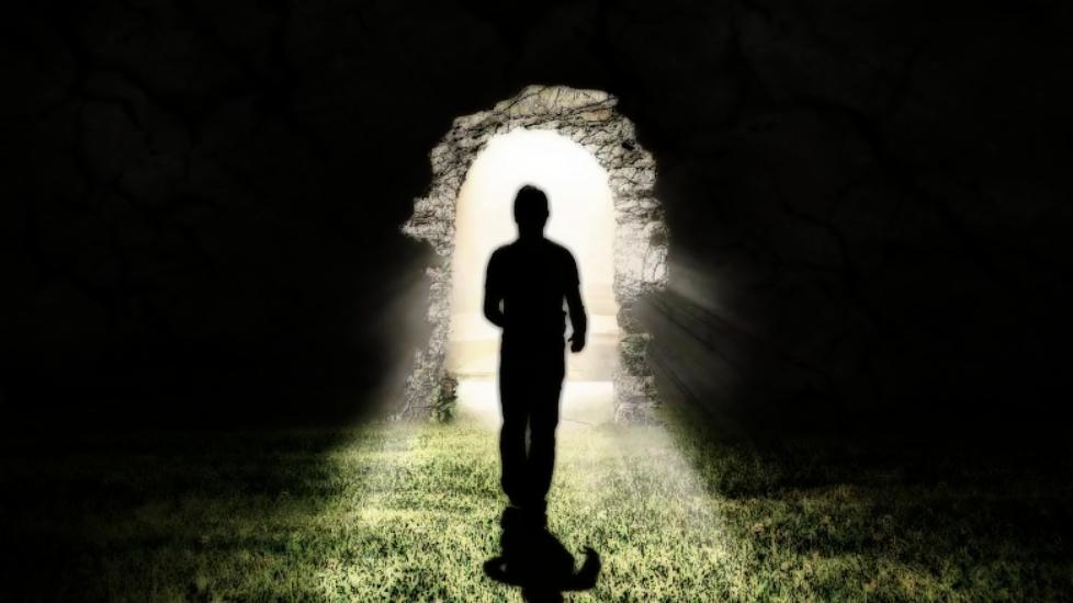 Bí ẩn: Khi sắp chết, bạn sẽ nhìn thấy gì?