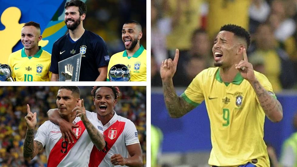 5 điểm nhấn sau trận chung kết Copa America
