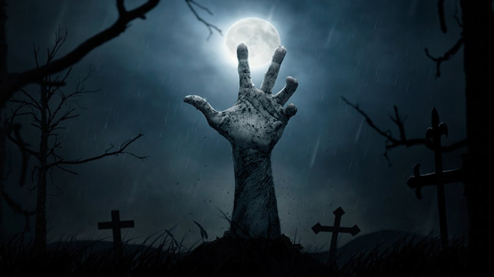 Vừa đào huyệt xong, ''người chết'' bỗng bật dậy ngay trong đám tang