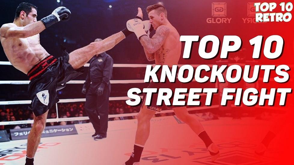 Những pha knock-out đường phố kinh hoàng nhất (P1)