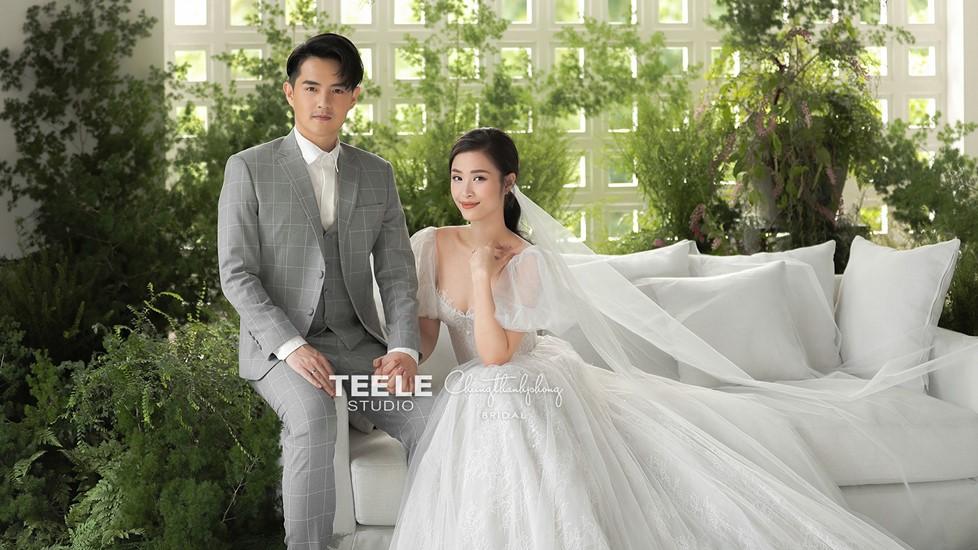 Đông Nhi - Ông Cao Thắng tung trọn bộ ảnh cưới đẹp long lanh