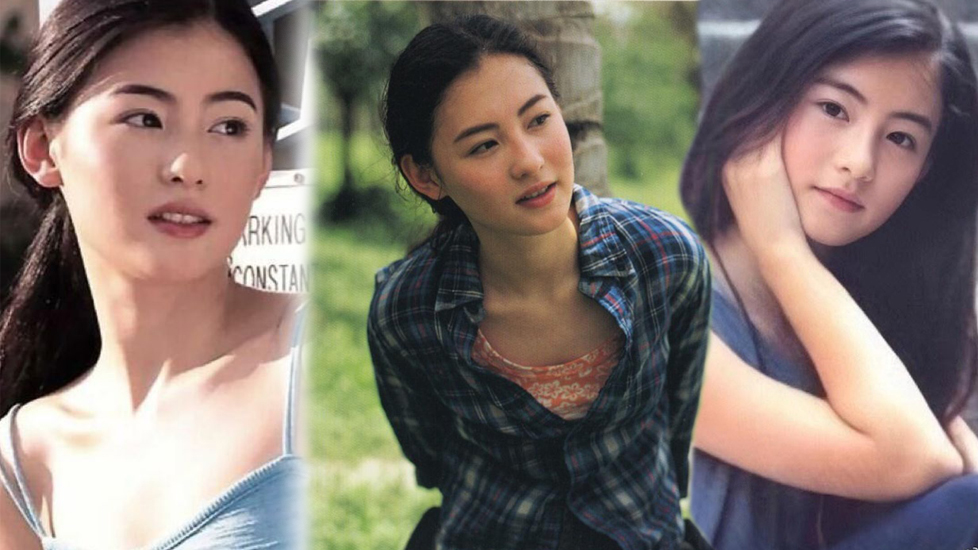 Vẻ đẹp thời con gái của Trương Bá Chi khiến đàn ông 'khao khát'
