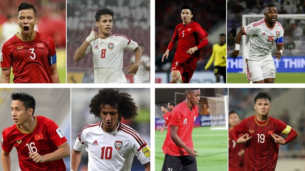 4 điểm nóng quyết định trận Việt Nam - UAE