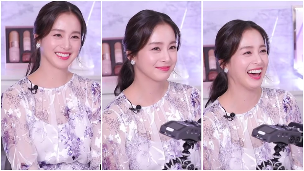 Kim Tae Hee khiến netizen 'đứng hình' vì nhan sắc đỉnh cao sau sinh