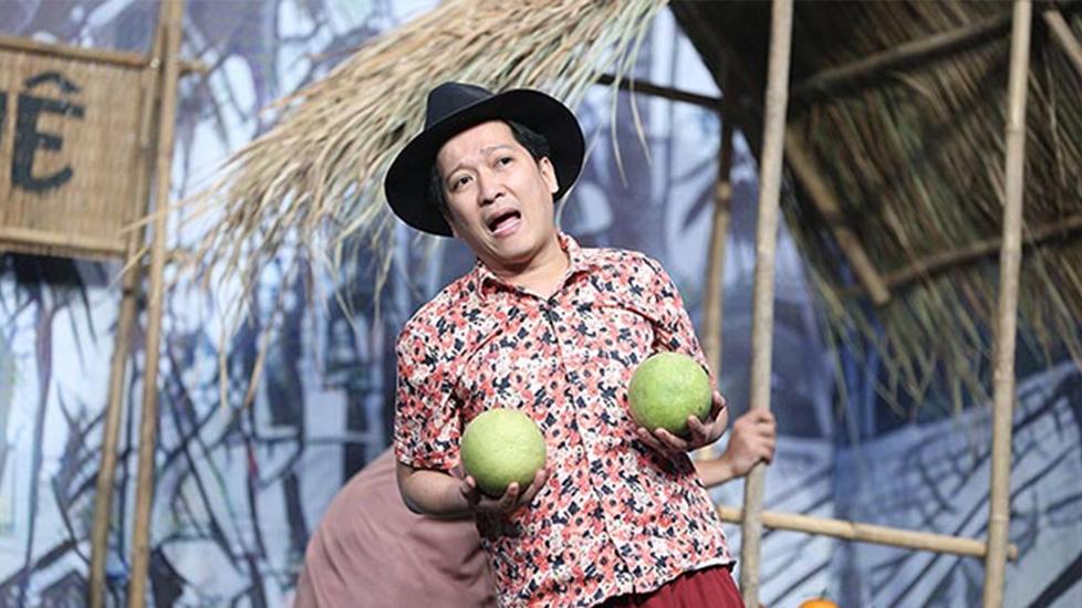 Tiểu phẩm hài: Ông hoàng kẹo kéo Trường Giang