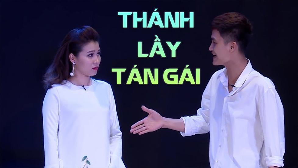 Không ngậm được mồm khi Mạc Văn Khoa, Long Đẹp Trai, Huỳnh Phương tán gái