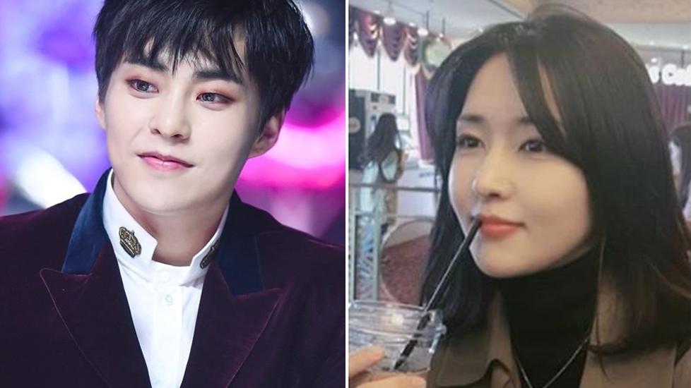 Rộ bằng chứng Xiumin (EXO) hẹn hò khiến fan mừng húm
