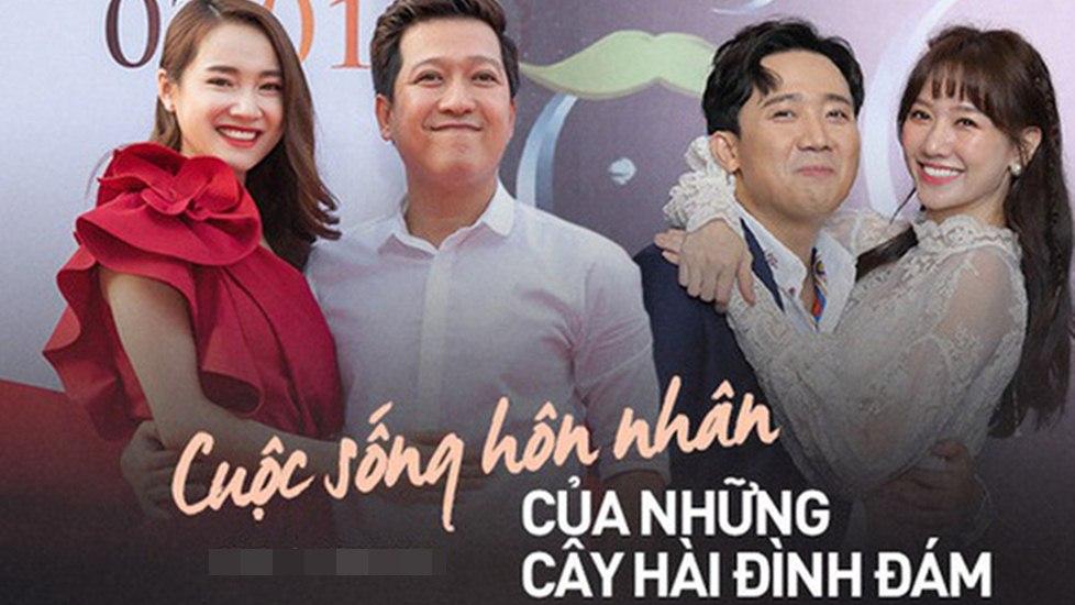 4 nghệ sĩ hài khiến cả Vbiz ghen tị vì hôn nhân như mơ