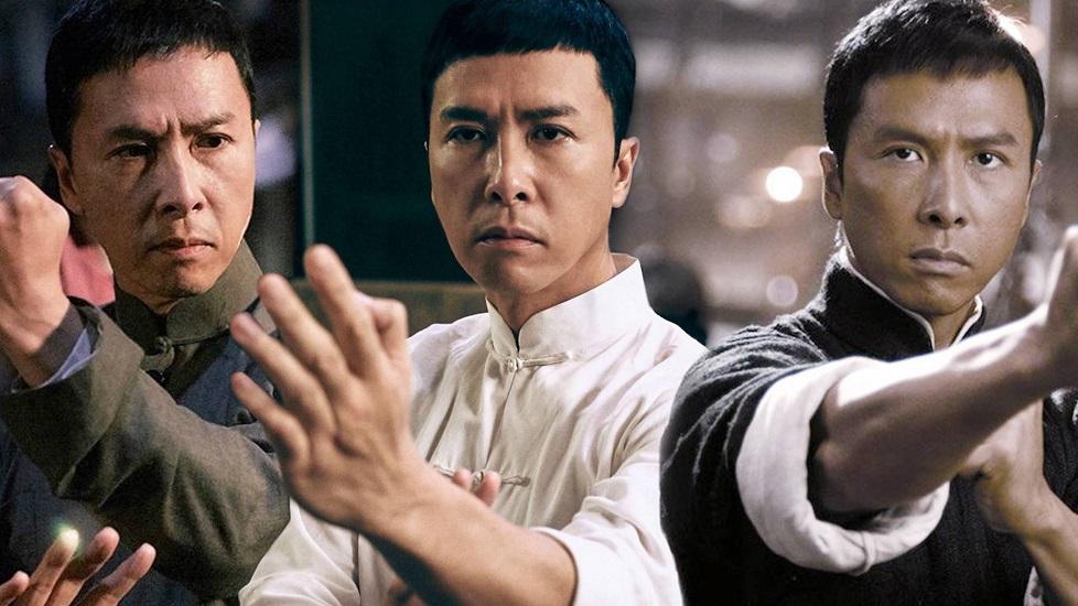 Những màn đấu võ kinh điển của Chân Tử Đan trong 'Diệp Vấn'