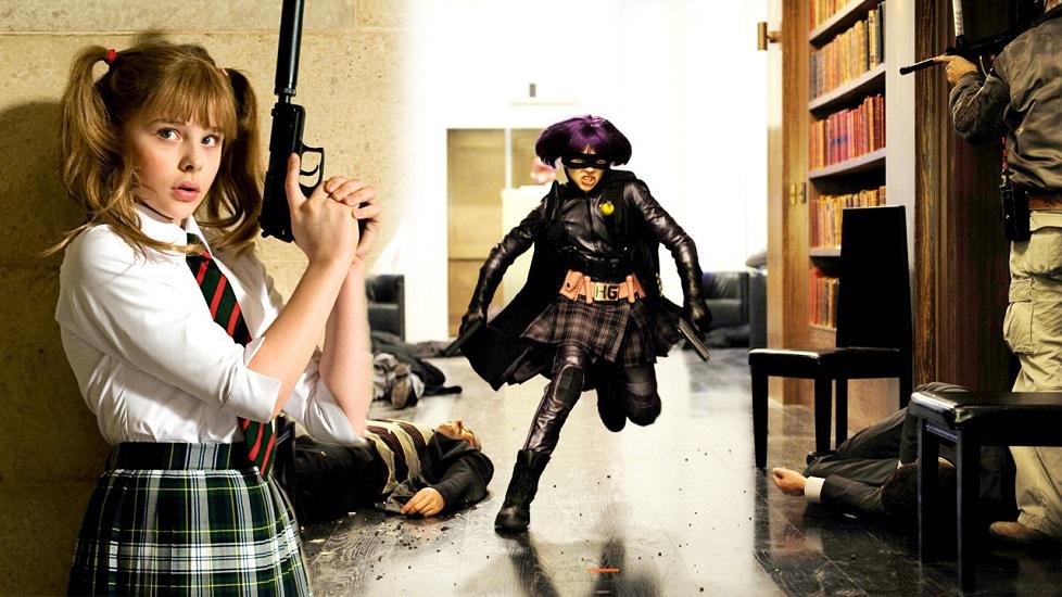 Bé gái 10 tuổi được đào tạo thành sát thủ chuyên nghiệp