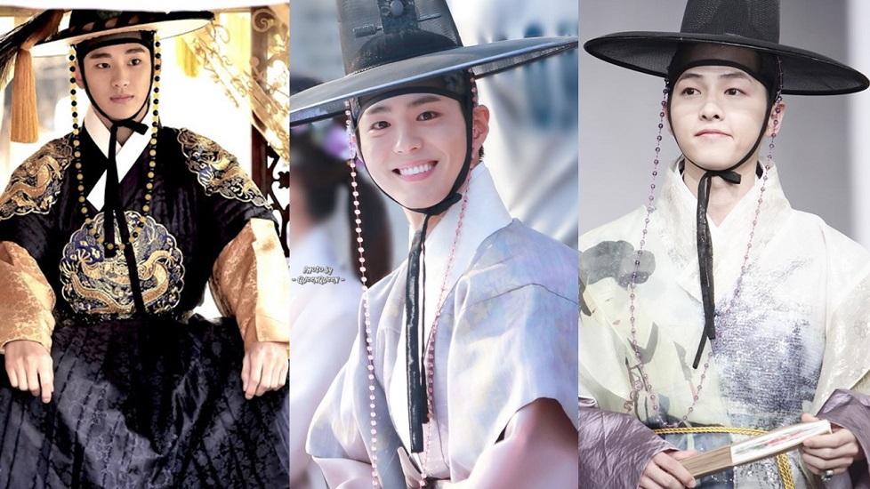Top 7 mỹ nam cổ trang 'vạn người mê' trong phim Hàn