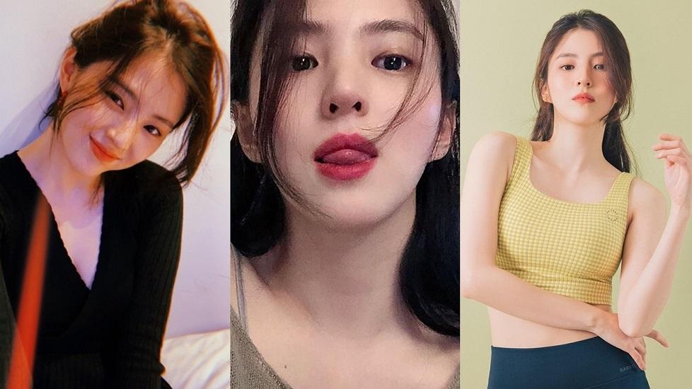 """Han So Hee - """"Tiểu tam"""" đình đám nhất màn ảnh Hàn 2020"""