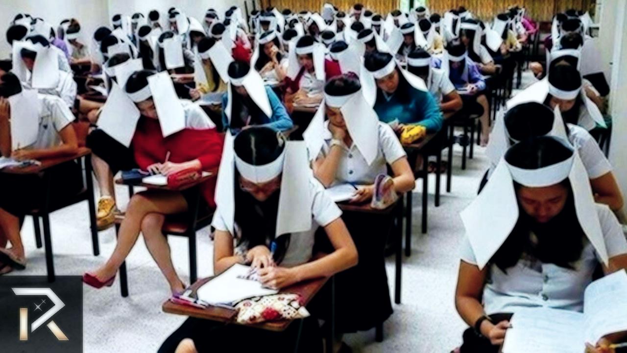 Lệnh cấm KỲ LẠ nhất ở các trường học khiến bạn không thể tin!