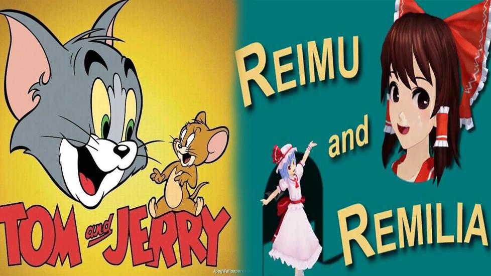 Tom và Jerry phiên bản anime Nhật