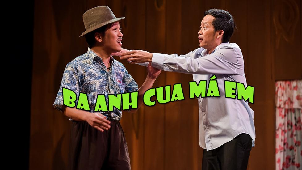 Seri Hài Hoài Linh: Ba anh cua má em