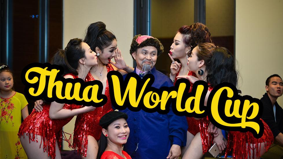 Hài Xuân Hinh - Thua World Cup