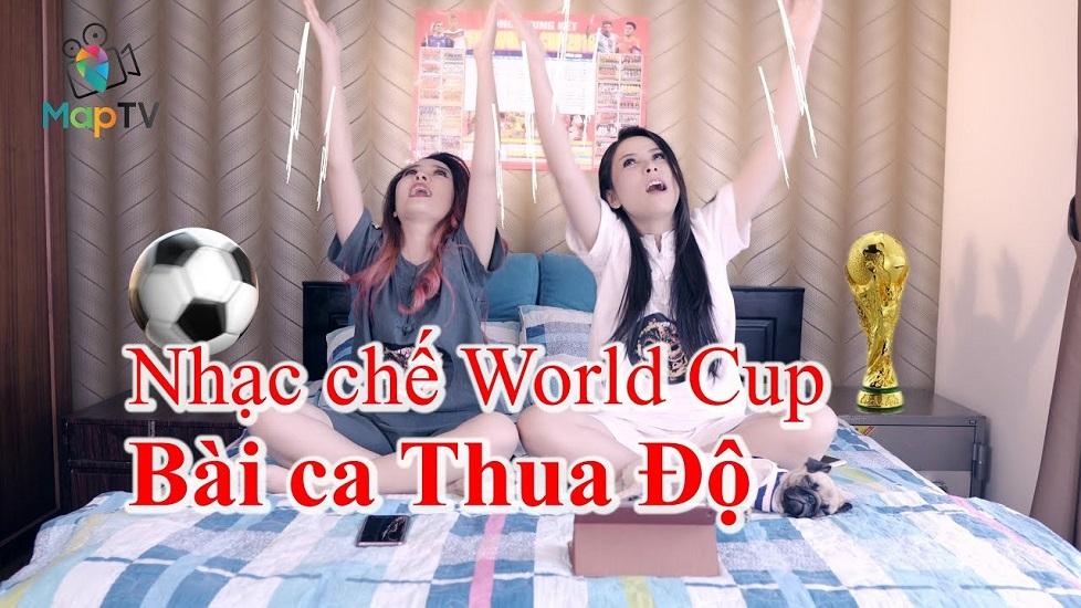 """Nhạc chế World Cup: """"Bài ca thua độ"""" (Parody """"Ý em sao"""")"""