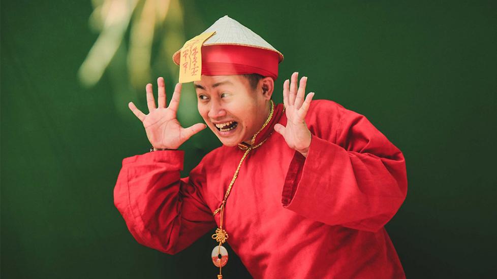 Hài Hữu Tín: Gã ve chai và con quỷ