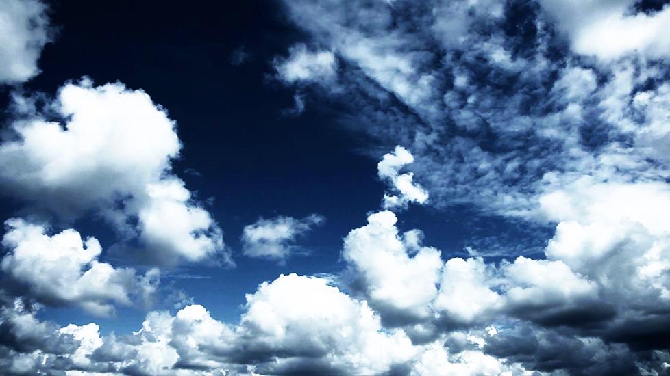 Bạn có biết một đám mây nặng bao nhiêu không?