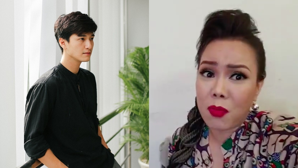 Việt Hương công khai chửi rủa Huỳnh Anh vì đến trễ