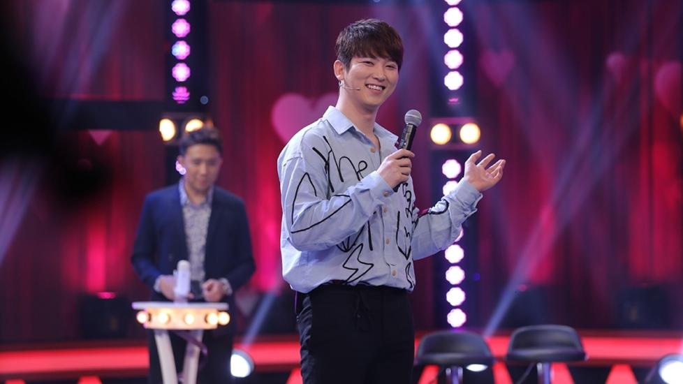 Trai Hàn ''I can see your voice'' nhờ Trấn Thành kiếm vợ Việt