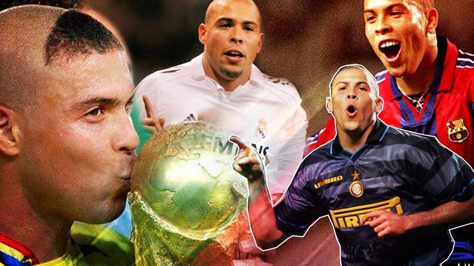 Ronaldo: Ký ức bất tử về 'người ngoài hành tinh'!