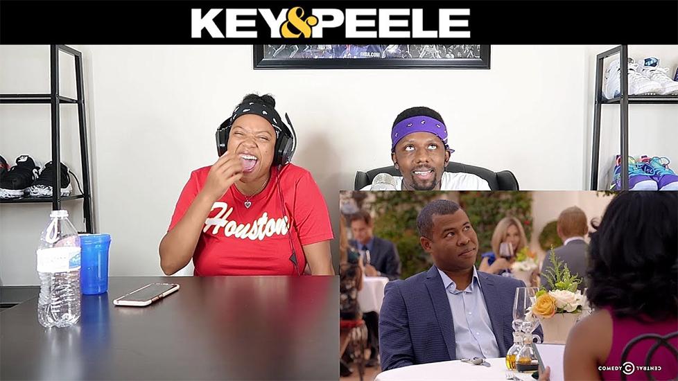 Key & Peele: Nhà Hàng Pháp