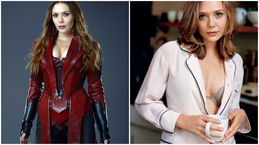 Elizabeth Olsen - Nàng 'phù thủy' nóng bỏng nhất vũ trụ Marvel