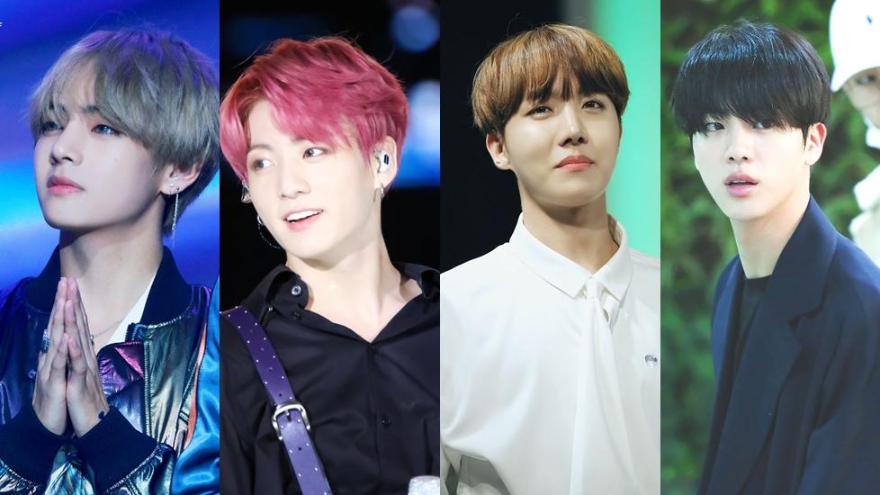 Ai là nam thần có gương mặt đẹp nhất BTS?