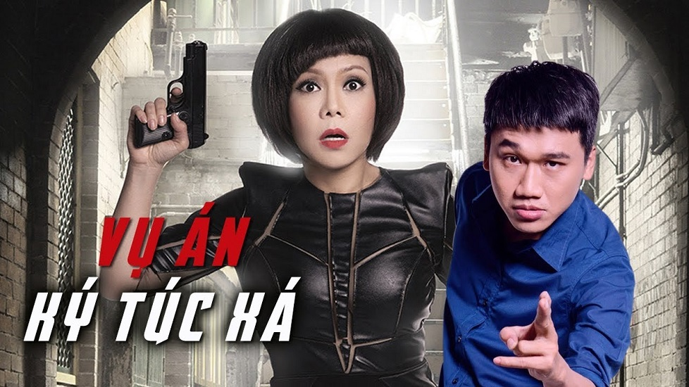 Tiểu phẩm hài Việt Hương, Xuân Nghị: Vụ Án Ký Túc Xá