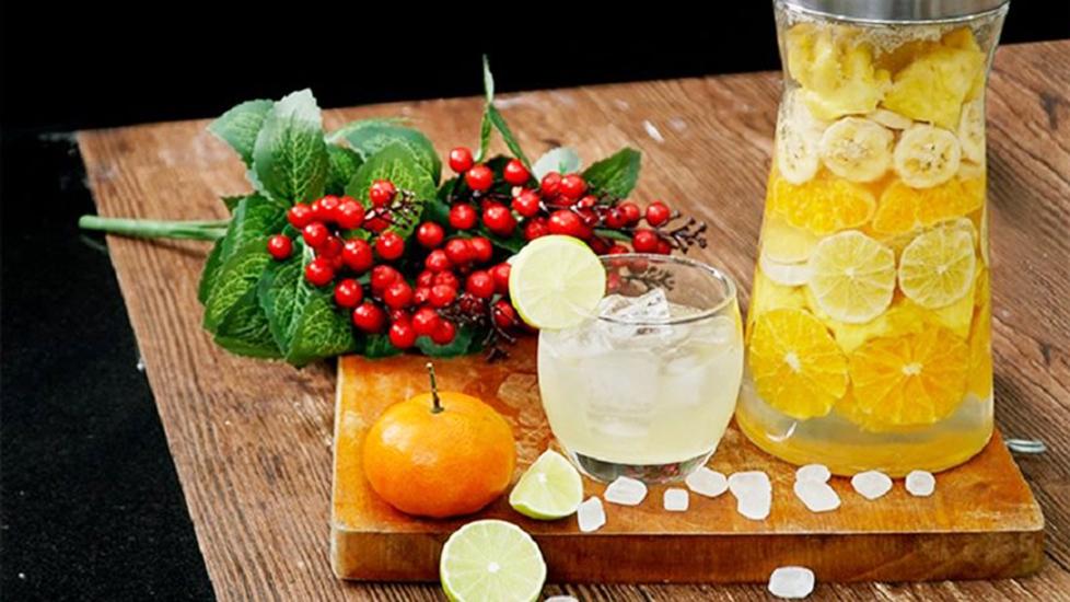 Cách ủ rượu trái cây cho ngày Tết