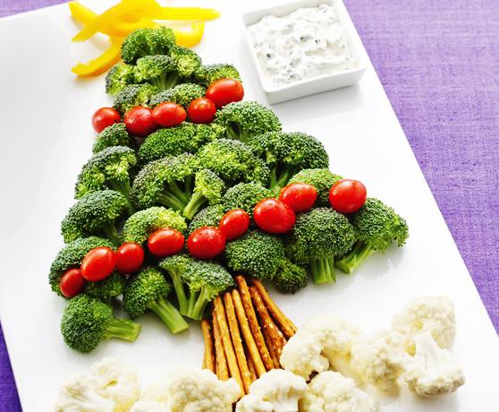 Những món ăn truyền thống trong mùa Giáng Sinh