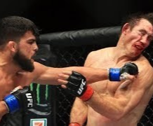 Các pha knock-out đẹp nhất UFC năm 2017
