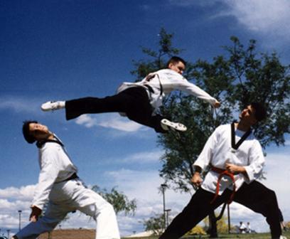 Hướng dẫn võ thuật cho người mới