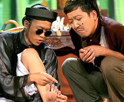 Hài Hoài Linh: Ba anh cua má em