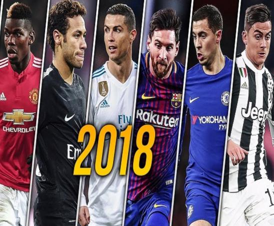 100 pha bóng kỹ thuật nhất mùa giải 2017-18