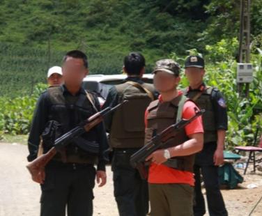 Tiêu diệt trùm ma túy ở Lóng Luông