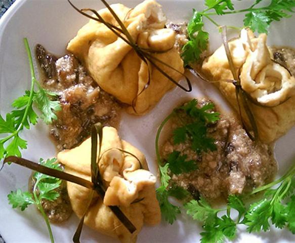 Những món ăn chay cho ngày lễ Vu Lan