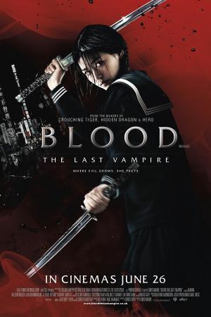 Ma Cà Rồng Cuối Cùng - Blood: The Last Vampire