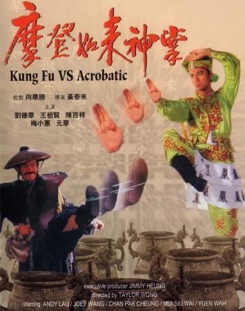 Như Lai Thần Chưởng Tân Thời - Kung Fu VS Acrobatic