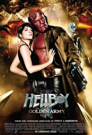Quỷ Đỏ 2: Binh Đoàn Địa Ngục - Hellboy II: The Golden Army