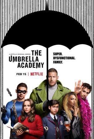 Học Viện Ô Dù - The Umbrella Academy