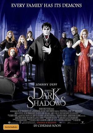Lời Nguyền Bóng Đêm - Dark Shadows