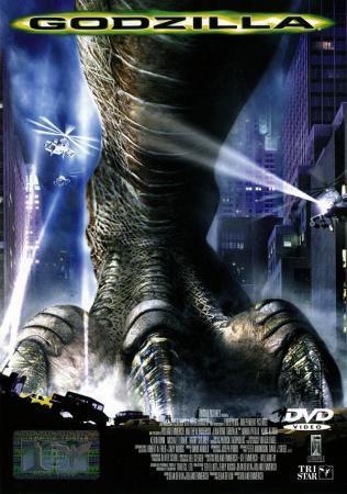 Quái Vật Godzilla 1998 - Godzilla 1998